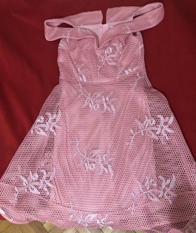 Vând rochie roz
