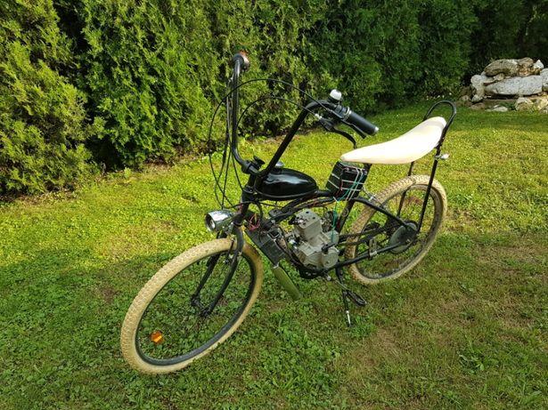Bicicletă cu Motor BT (Bullet Train) 70cc