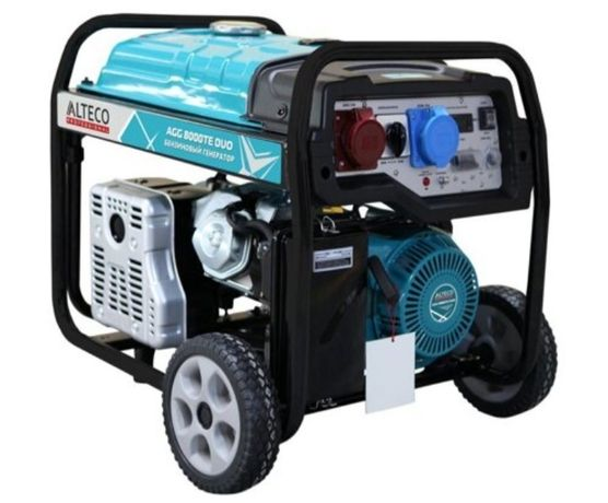 Аренда прокат генератора чабанка электрогенератор движок 220 380