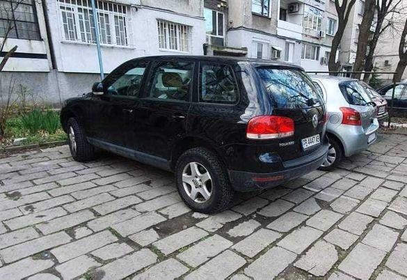 ПЕРФЕКТЕН !VW Touareg 2005g