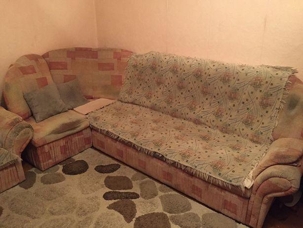 Продам мягкий угол и 2 кресла