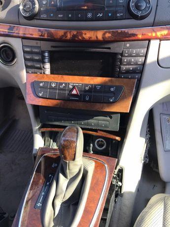 Magazie CD-uri Mercedes E-Class, W211, 2005