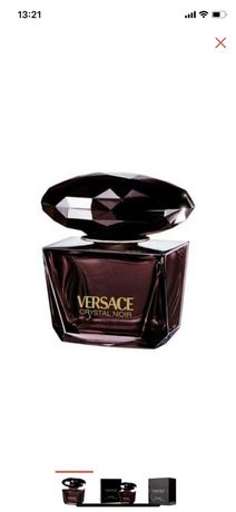 Парфюм НОВЫЙ versace crystal noir
