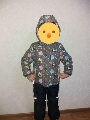 Комбинезон зимний для девочки crockid, размер 104-110 см