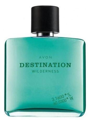 Parfum Destination Wildernes, Avon