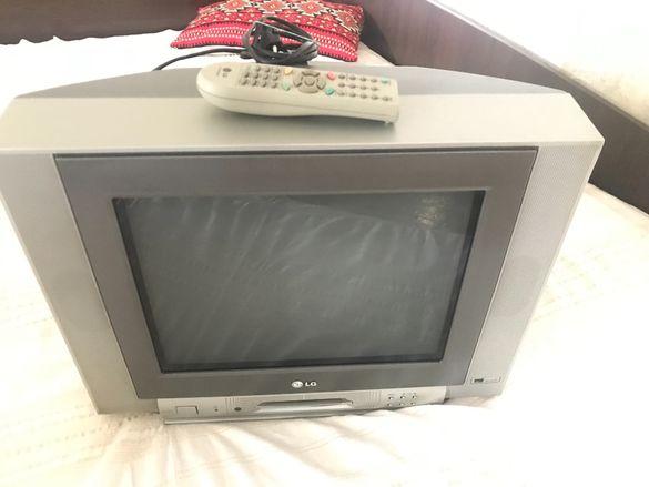 LG цветен телевизор 36 см