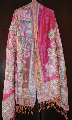 sal Jamawar 211cm X 70 cm vintage