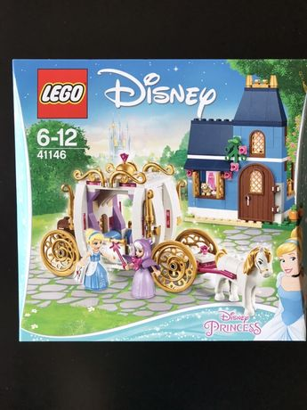 Ново Lego Disney Princess 41146