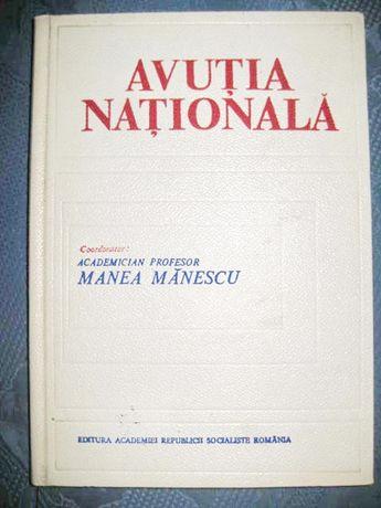 Manea Manescu Avutia Nationala cu autograf Prim Ministru al Romaniei.