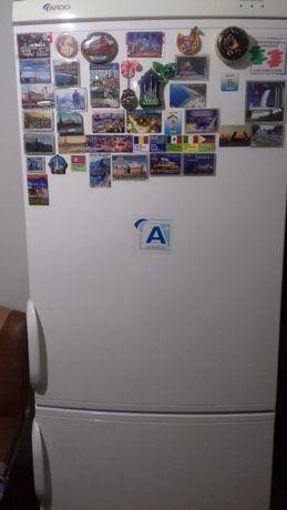 Холодильник Ардо, вместительный, широкий, в отл. состоянии