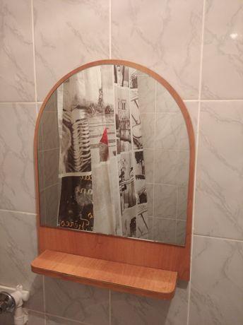 Продам зеркало в ванну