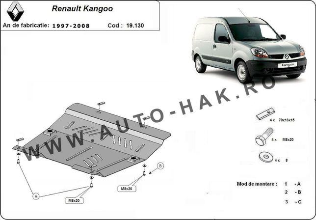 Scut motor metalic Renault Kangoo 1997-2008