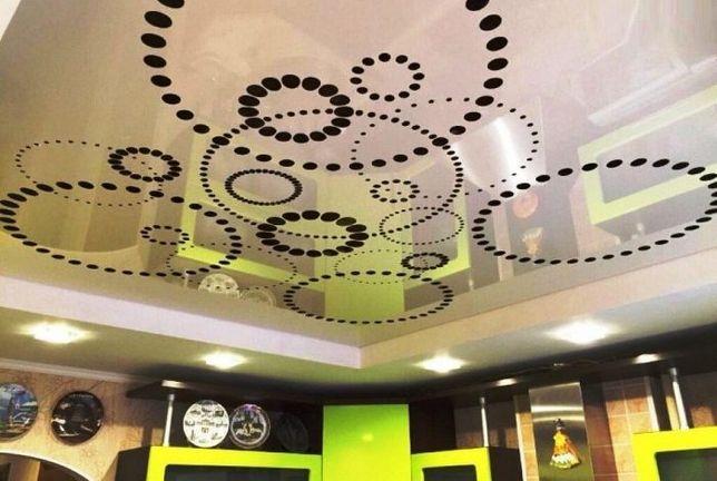 Натяжные потолки от 500тнг костанай