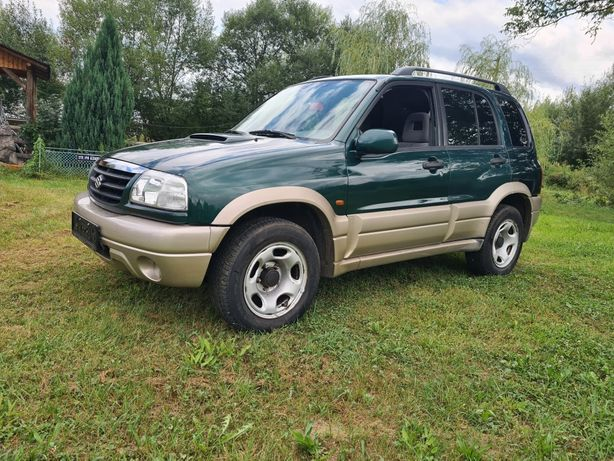 Suzuki grand vitara 4x4 2003 2.0tdi klima