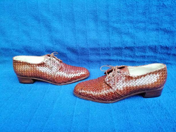 BALLY CITTA pantofi din piele de damă, mr. 41, interior talpă 26 cm.