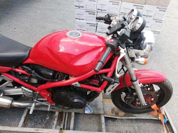 Suzuki bandit 400v