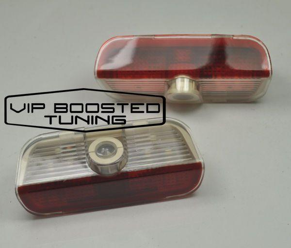 LAMPI LED Proiector cu logo dedicat VW Passat, Golf, Touareg, Sharan Targu Neamt - imagine 1
