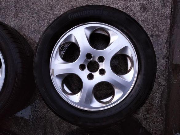 Летни гуми 215 55 16