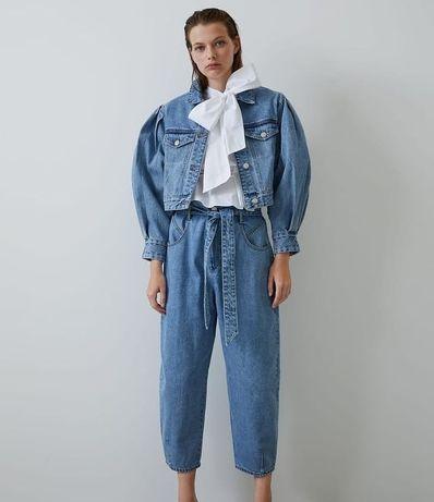 Geaca jeans Zara