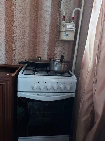 Газовая плита с электро духовкой эндезит