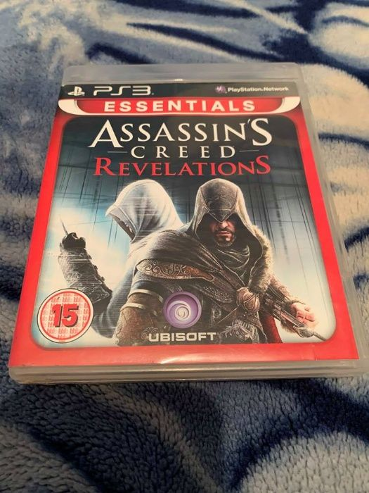 Assassins Creed Revelations PS 3 - Playstation 3 - PS3 Suceava - imagine 1
