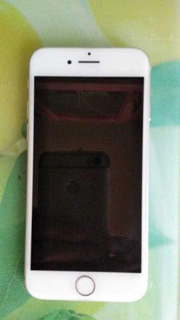 iPhone 7 Gray передняя панель белая