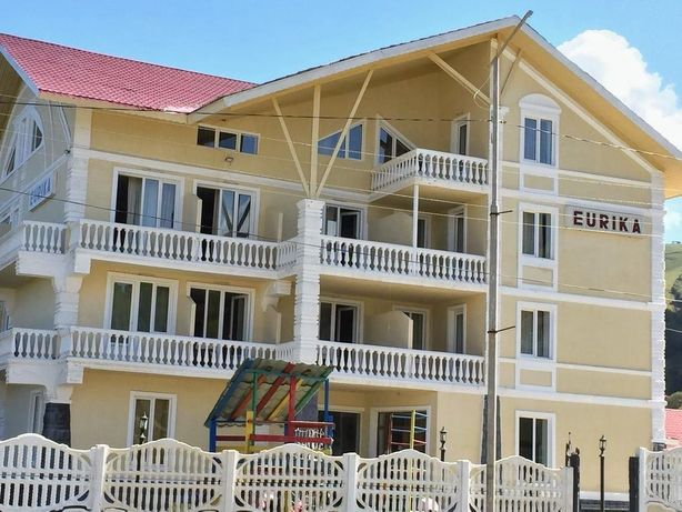 Отель-казино в Бакуриани (Грузия)