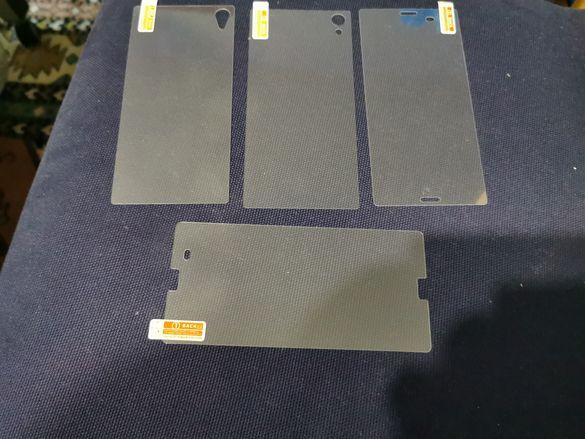 Стъклен протектор Sony Xperia Z3