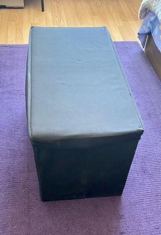 Taburet/Cutie depozitare 80x40cm