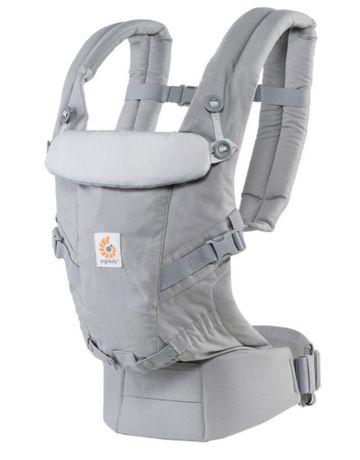 Ergobaby Adapt Grey 3,5-20 kg. Marsupiu ergonomic