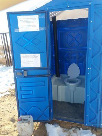 Биотуалет мобильный уличный деревянный туалет переносной пластиковый
