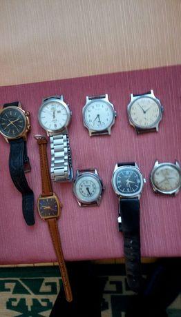 Мъжки, ръчни часовници и часовник Маяк