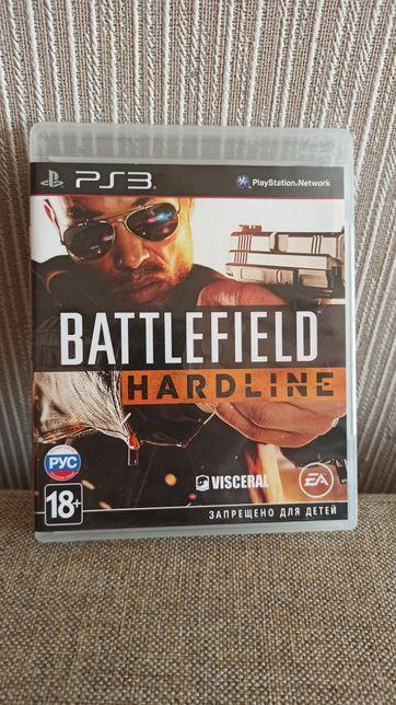 PS 3 игра BATTLEFIELD: Hardline