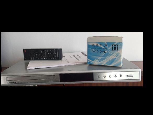 DVD Player ТOSHBA модел SD-250ESE