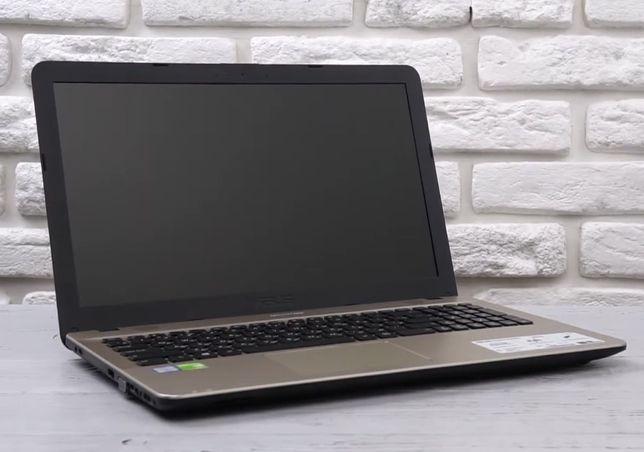 •Новый игровой ноутбук ASUS/core i5-6200/2 видеокаpты