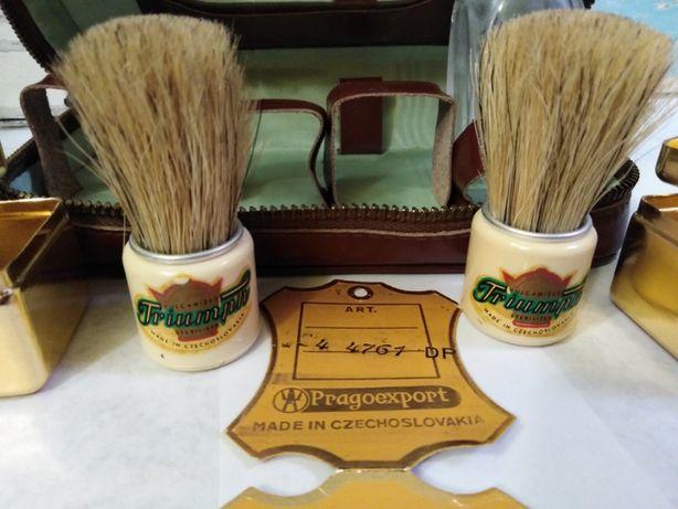 Pamatuf de barbierit Triumph Perie de bărbierit fabri în Cehoslovacia
