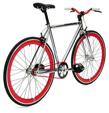Single speed Create  bicicleta fixa fixie flip flop
