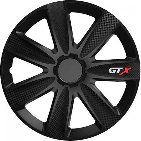 """Тасове за джанти 16\"""" Versaco Carbon GTX - Black"""