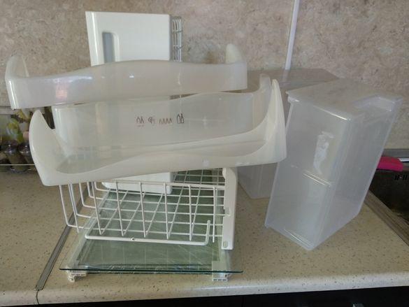 Чекмеджета, стъклени рафтове и кошове за хладилник Зануси Zanussi