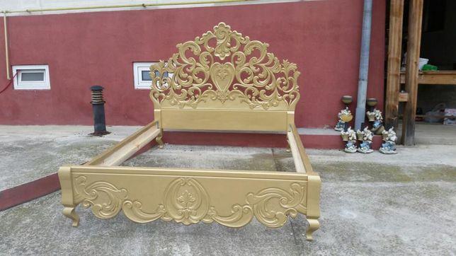 Pat dormitor stil venețian