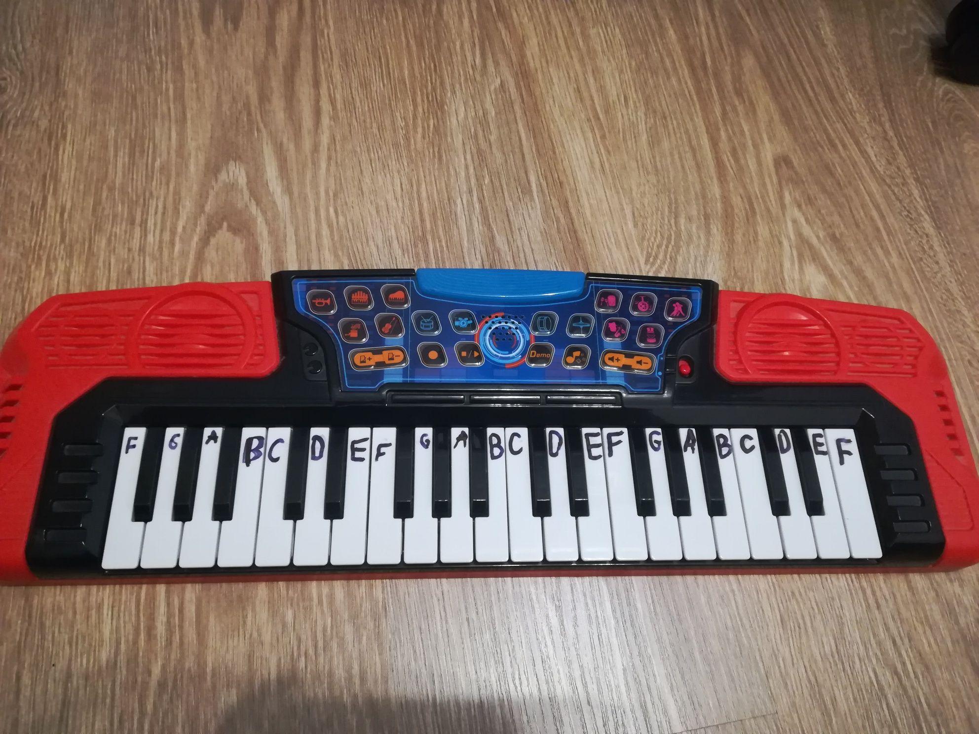 Детски синтезатор