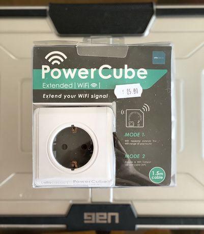 Разклонител/Рутер PowerCube Extended 1.5м кабел   Wi-Fi  