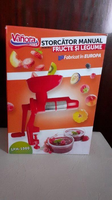 storcator manual de fructe si legume Orsova - imagine 1