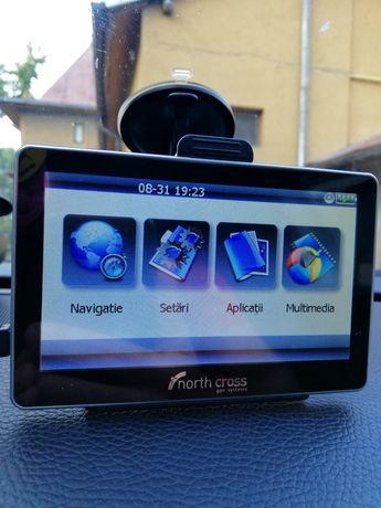 GPS North cross
