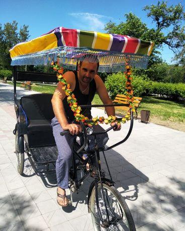 Продам велорикшу