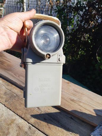 Lanternă veche tip CFR