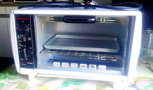 Компактная электропечь-тостер Supra