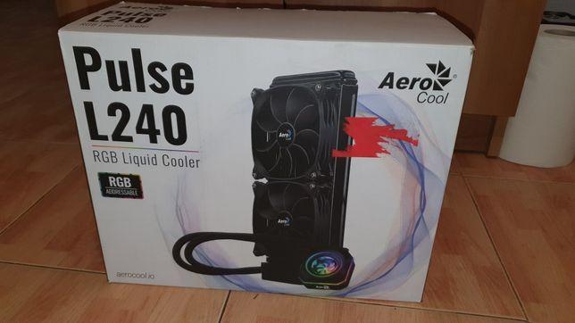 Aerocool pulse l240 rgb