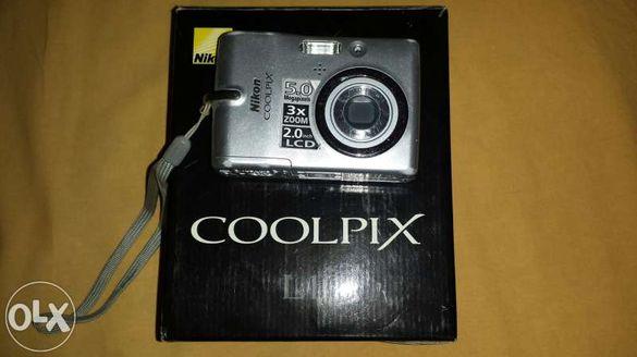 Nikon Coolpix L 10