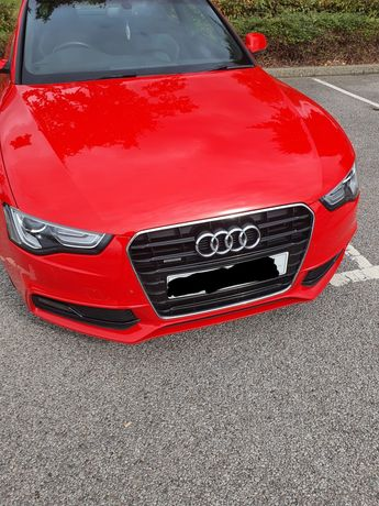 Vand/Schimb Audi A5 quattro S-line